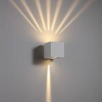 Светодиодный LED декоративный бра 6Вт, LWA300J-WT