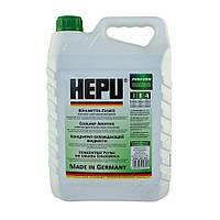 Антифриз HEPU зеленый 5 л.