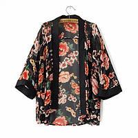 Стильная накидка- кимоно на лето, фото 1