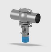 Клапан  VARIVENT тип TSVN & TSVU (GEA)
