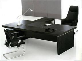Стол руководителя Grasp Венге GRS-210 (Диал ТМ)