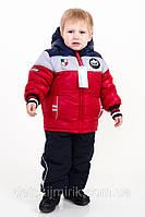 Модная стильная куртка + полукомбинезон аналог  Benetton, фото 1
