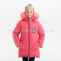 "Зимняя куртка для девочки ""Паула"", Зима 2019 года, фото 1"