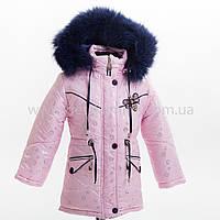 """Зимняя куртка для девочки """"Валерия"""", фото 1"""