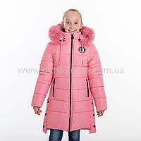 """Зимняя куртка для девочки """" Екатерина"""", Зима 2019 года"""
