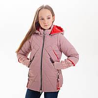 Куртка-жилет для девочки «Николь», фото 1