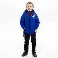 Куртка-жилет для мальчика «Паук» р.24, фото 1