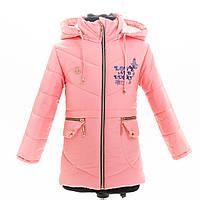 Куртка демисезонная для девочки «Бабочка», фото 1