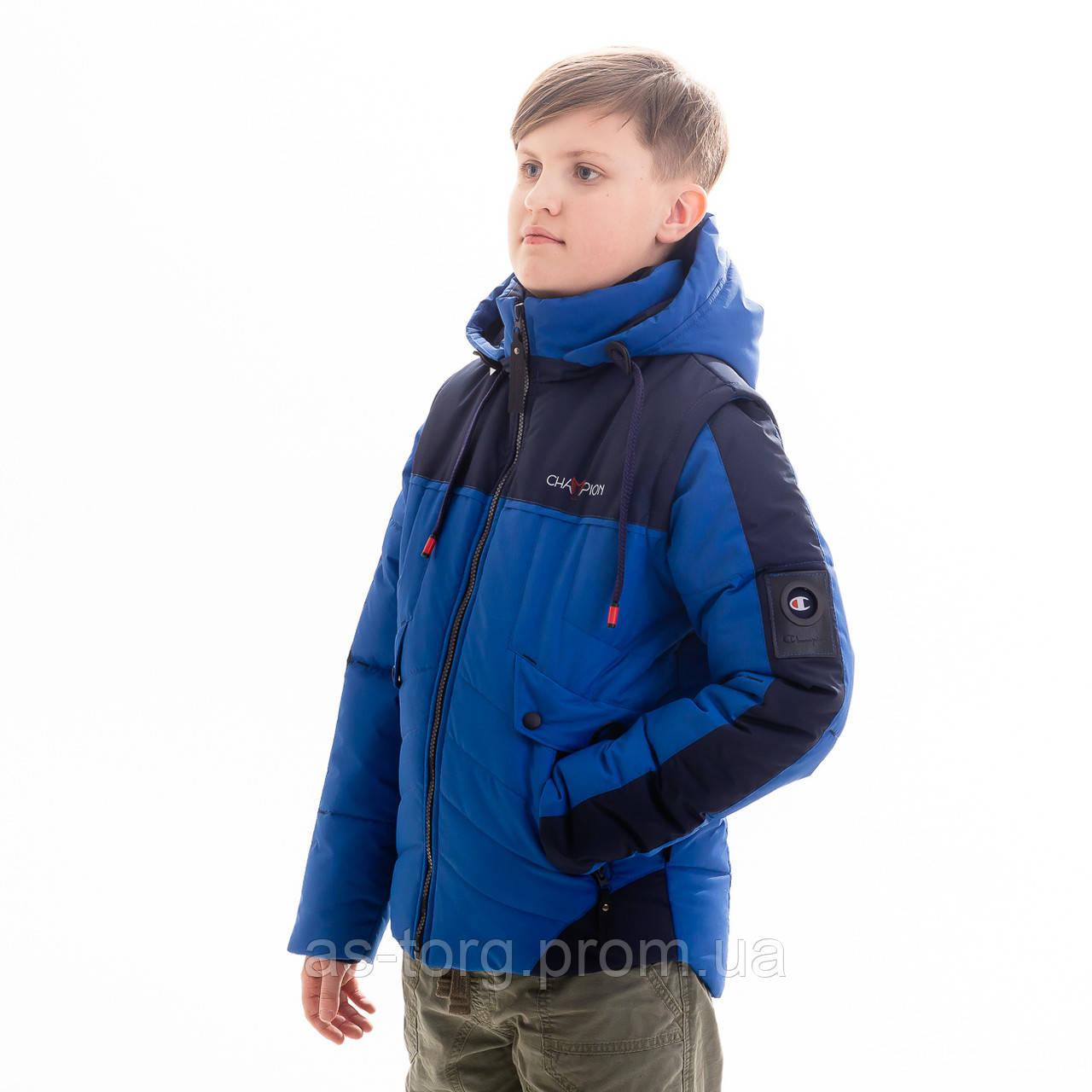 Куртка-жилет для мальчика «Стен»
