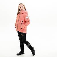 Куртка-жилет для девочки «Мира», фото 1