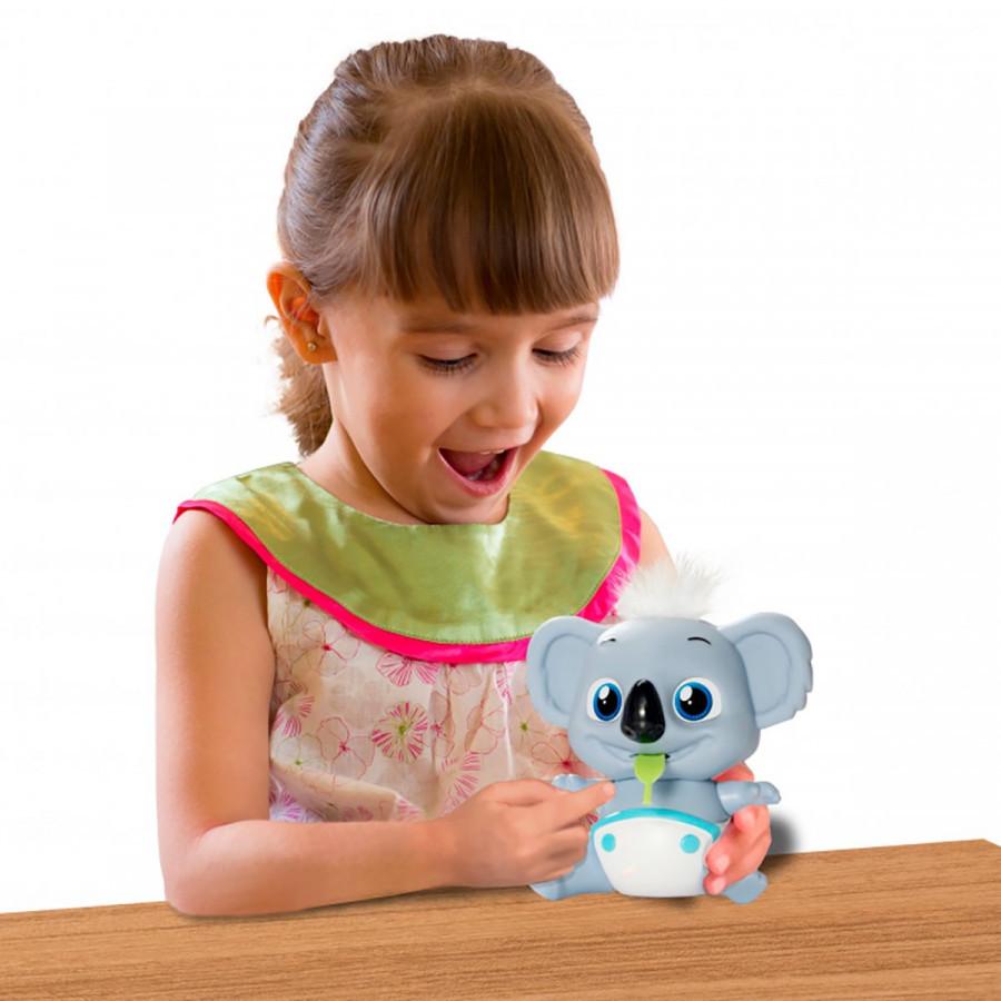 Интерактивная игрушка Munchkinz Лакомка Коала Киви