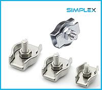 Зажим Simplex 4 мм