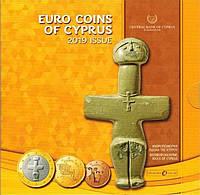Кипр 2019. Официальный годовой набор монет