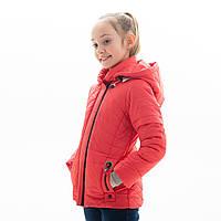 Куртка+жилет  для девочки «Лиза», фото 1