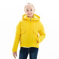 Куртка+жилет  для девочки «Амира», фото 1