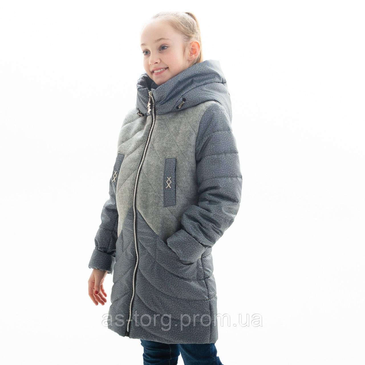 Куртка демисезонная для девочки «Карика»