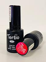 Матовое финишное покрытие для гель-лаков Tertio 10мл / матовый топ без липкого слоя