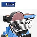 Тарельчато-ленточный станок Gude GBTS 1100, фото 2