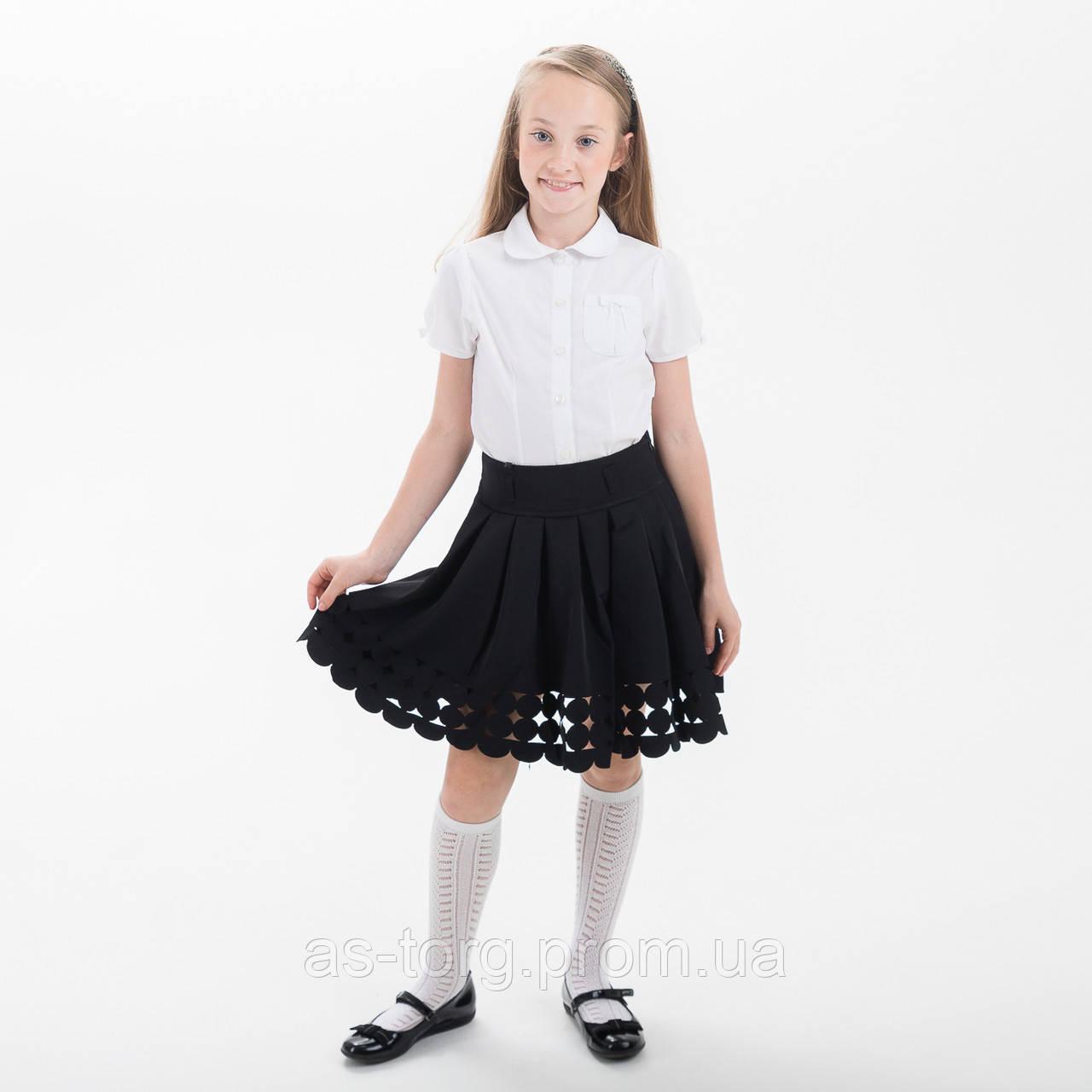 """Юбка для девочки для школы  """"Надежда"""""""