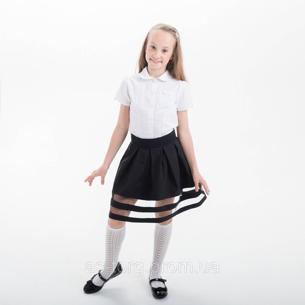 """Юбка для девочки для школы """"Марго"""""""