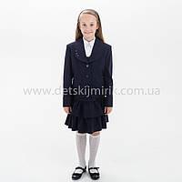 """Школьный костюм двойка  для девочки """"Юлиана"""","""