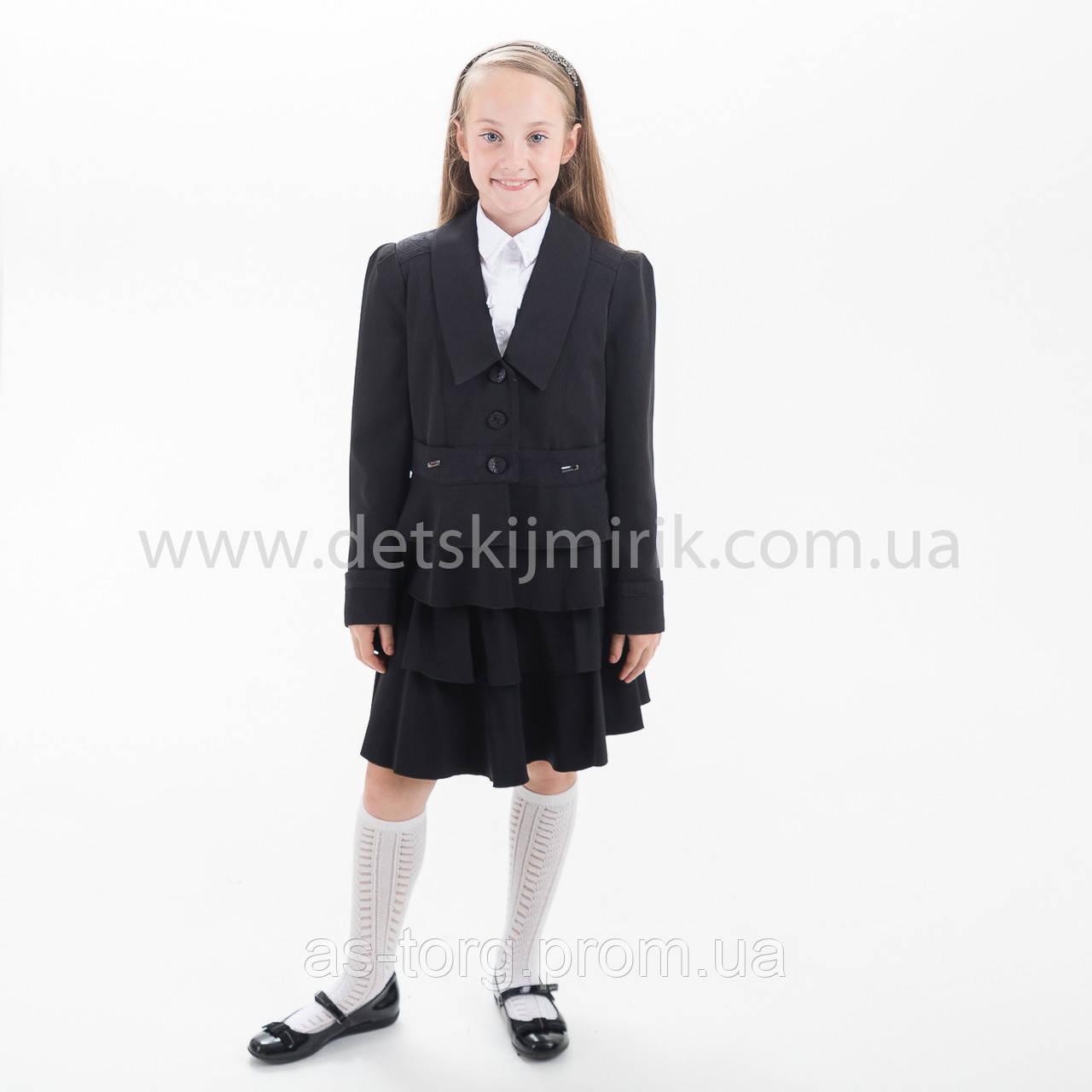 """Школьный костюм двойка  для девочки """"Бренда"""""""