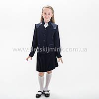 """Школьный костюм двойка  для девочки """"Дарья"""", фото 1"""
