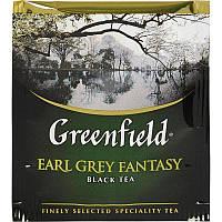 Чай Гринфилд Граф Грэй 100 шт / Earl Grey Fantasy