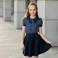 """Школьная блузка для девочки """"Б-9"""", фото 1"""