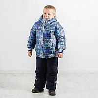 Супер удобный зимний комбинезон Принт 1 , новинка зима 2017-18 от производителя!, фото 1