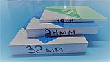 Сендвіч - панель 24 мм горіх двостороння (1500 х 3000 мм) для ПВХ, фото 2