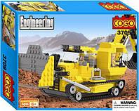 """ВИДЕО КОНСТРУКТОР COGO """"СТРОИТЕЛЬНАЯ ТЕХНИКА"""" 3709 аналог Lego !!! ЖМИ ПОЛНАЯ ВЕРСИЯ НОВОСТИ !!!"""