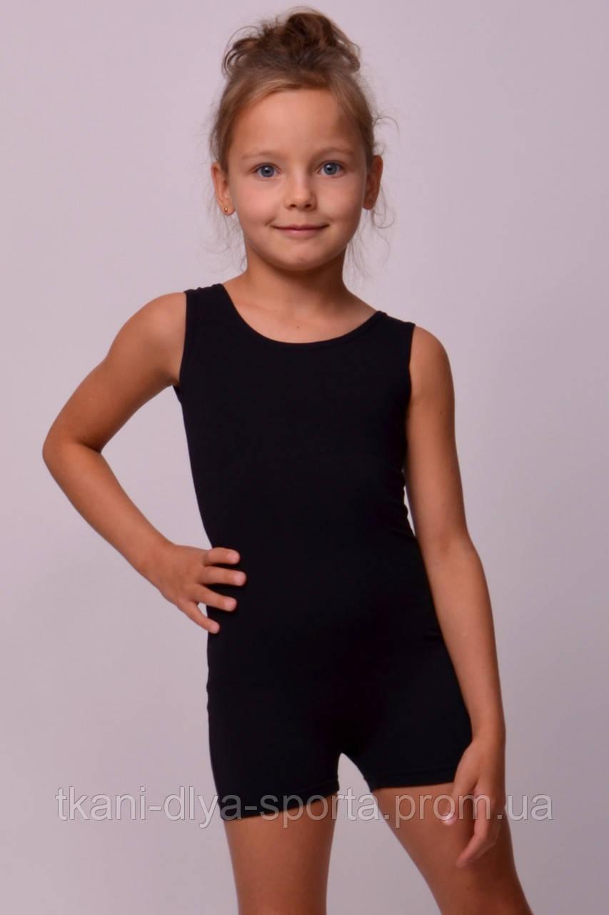 Классический полукомбинезон для хореографии и гимнастики