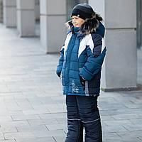 """Детский зимний комбинезон и курточка для мальчика """"Сипорт"""""""