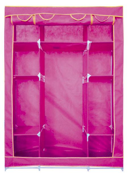 Складные тканевые шкафы
