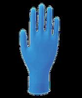 Перчатки нитриловые неопудренные, S