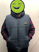 Двусторонняя брендовая куртка-безрукавка от Decor Design, фото 1