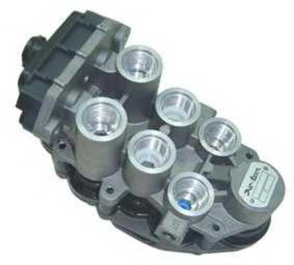 Клапан защитный 4-х контурный