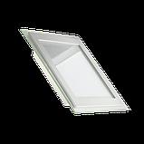 Светодиодный встраиваемый LED светильник (СТЕКЛО) потолочный, 12Вт, 850Лм, фото 2