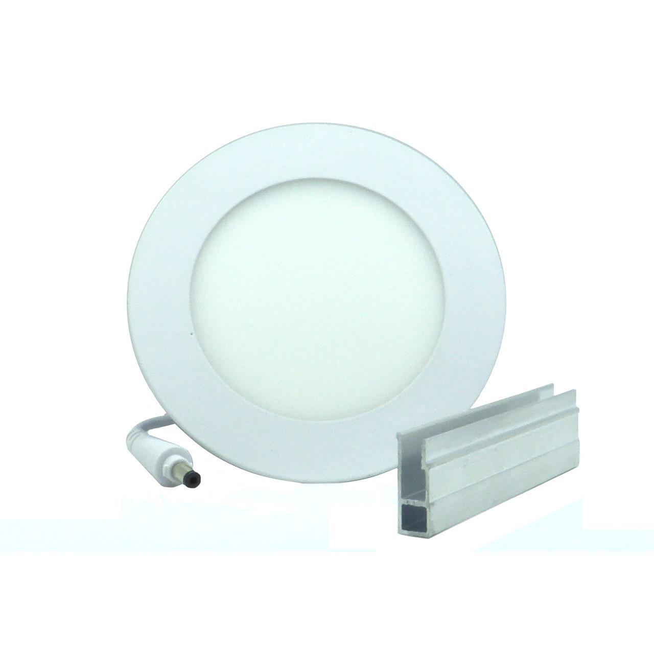 Світлодіодний світильник вбудований LED panel light 6 Вт