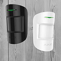 Беспроводной датчик движения Ajax MotionProtect (белый, черный), фото 1