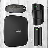 Комплект бездротової GSM сигналізації Ajax StarterKit (білий, чорний), фото 7
