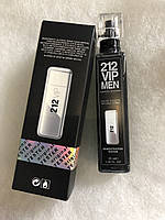 Мужская туалетная вода Carolina Herrera 212 VIP Men в тестере 55 мл (реплика)