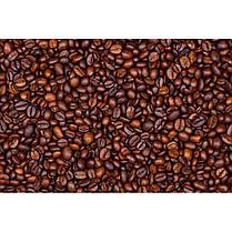 Стол кухонный стеклянный Прямоугольный с полкой Coffee aroma 91х61 *Эко (БЦ-стол ТМ), фото 3