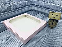 *10 шт* / Коробка для пряников / 200х200х30 мм / печать-Пудр / окно-обычн / лк, фото 1