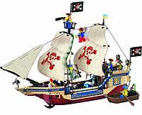 ВИДЕО КОНСТРУКТОР BRICK 311 ПИРАТСКИЙ КОРАБЛЬ аналог Lego  !!! ЖМИ ПОЛНАЯ ВЕРСИЯ НОВОСТИ !!!