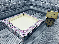 *10 шт* / Коробка для пряников / 200х200х30 мм / печать-Магнол / окно-обычн / лк / цв, фото 1
