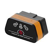 Диагностический сканер-адаптер Vgate iCar2 Wi-Fi