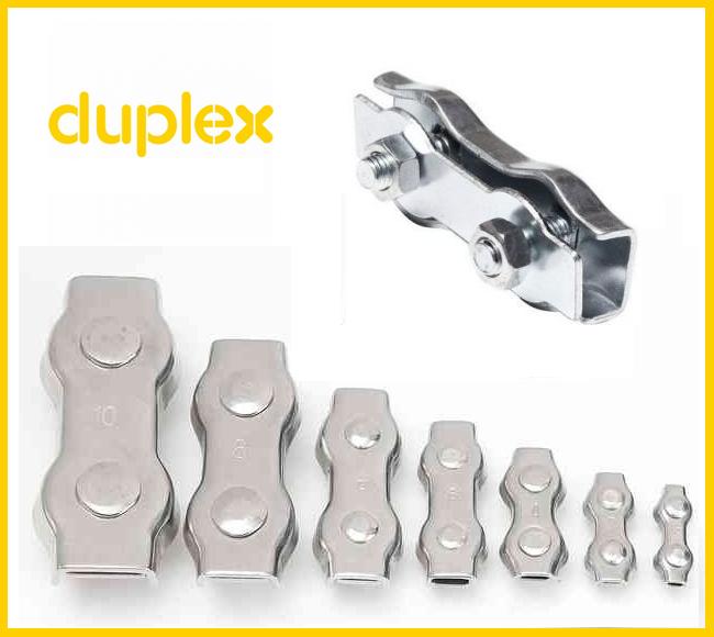 Зажим Duplex 3 мм