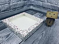 *10 шт* / Коробка для пряников / 200х200х30 мм / печать-Сакура/ окно-обычн / лк / цв, фото 1